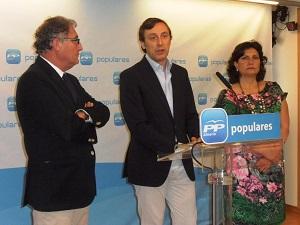 """El PP afirma que la nueva PAC supondrá un """"respaldo"""" para el sector agrícola almeriense"""