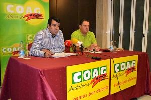 Coag reclama a la Junta que 'abra ventanilla' este año para no perder las ayudas del PDR