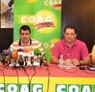 """Coag valora que las medidas """"son insuficientes"""" para la sequía en Almería"""