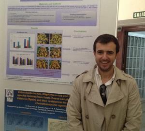 TECNOVA participa en el V Congreso Internacional de Microbiología Biomicroworld 2013
