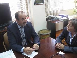 La Junta destaca la importancia de las relaciones comerciales entre Holanda y Almería en el mercado hortícola