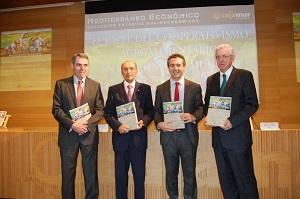 Cajamar aborda el cooperativismo agroalimentario en el nuevo número de la colección Mediterráneo Económico