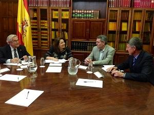 Crespo destaca la pujanza del cooperativismo andaluz y su contribución a la balanza de pagos
