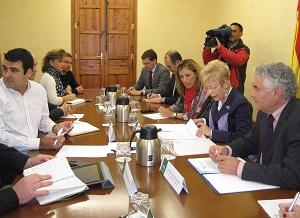 La Junta ultima una línea de ayudas para los agricultores afectados por el temporal de lluvia y granizo en Almería