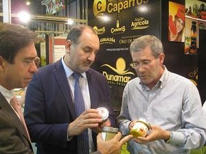 Conservas hortofrutícolas de Almería se consumen en Europa, Sudáfrica, Australia, Brasil, América del Norte y Asia