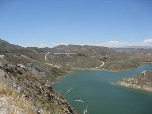 Los pantanos de Cuevas y Benínar aportan 2,5 hec-tómetros cúbicos de agua para el regadío de cultivos en el mes de octubre