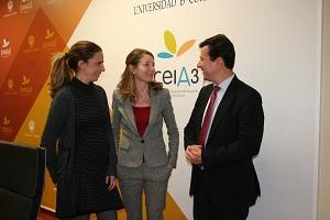 El ceiA3 abre una oficina propia en Bruselas