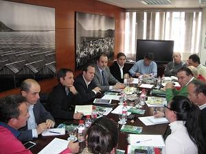 La Junta de Andalucía destaca las actuaciones del sector en la lucha contra el virus 'New Delhi'