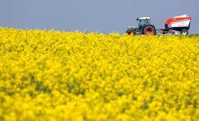 Andalucía, a la cabeza en tractores y remolques