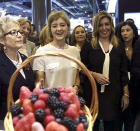Suben las exportaciones agroalimentarias un 4,7%