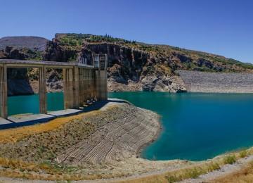 La reserva hidráulica española se sitúa al 55,8% de su capacidad total