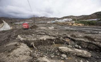 La Junta invertirá tres millones en paliar los efectos de las riadas de hace un año