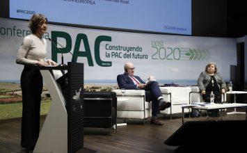 García Tejerina: «La PAC centro de las prioridades de la agenda europea»