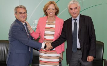 El Ifapa y Caja Rural Granada aumentarán la difusión de los programas de conocimiento