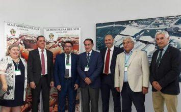 Almendrera del Sur SCA inaugura su nuevo punto de recepción de almendra en Escúzar