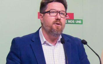 Rodrigo Sánchez releva a Carmen Ortiz al frente de la Consejería de Agricultura, Pesca y Desarrollo Rural