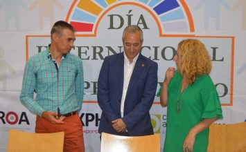 Dalías acoge la fiesta de las cooperativas almerienses