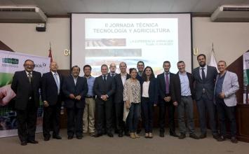 Empresas de la industria auxiliar de la agricultura buscan ampliar negocio en Perú