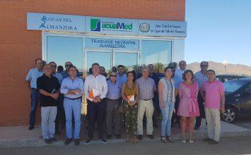 Ciudadanos exigirá medidas urgentes para que los regantes del Levante y del Almanzora tengan garantizada el agua a partir de septiembre