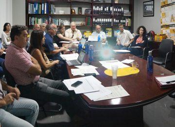 EUCLID-IPM, una comisión agraria se reúne en Almería para abordar el proyecto Horizonte 2020 Europa-China