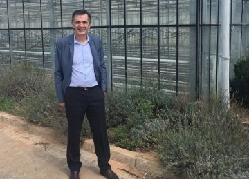 Miguel Abril se pone al frente de la Dirección Comercial de Anecoop