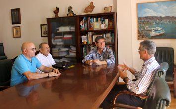 Hortiespaña presenta en Adra la campaña de promoción sobre el cultivo de invernadero