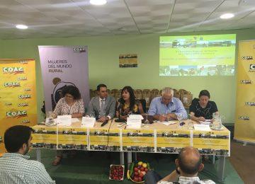 Ceres abordará la titularidad compartida y el trabajo de las mujeres en el sector agrícola