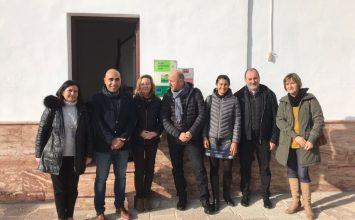 Ortiz presenta el nuevo programa de ayudas al GDR Alpujarra- Sierra Nevada