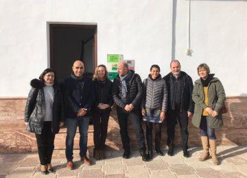 El delegado de Agricultura presenta el nuevo programa de ayudas al GDR Alpujarra- Sierra Nevada Almeriense