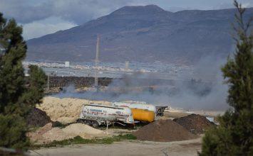 Preocupación en Coag por los invernaderos afectados con el incendio de Ejido Medio Ambiente