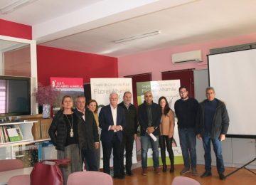 El delegado de Agricultura presenta el nuevo programa de ayudas al GDR Filabres Alhamilla
