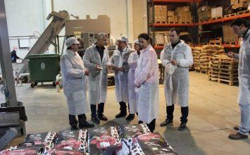 Rodrigo Sánchez anima a apostar por la transformación de los productos para sacar el mayor valor de los alimentos