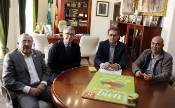 Berja respalda a Hortespaña en la difusión de su campaña de promoción de los cultivos bajo invernadero