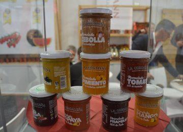 Grupo Caparrós presenta su línea de mermeladas saludables de hortalizas