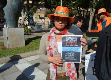 Los regantes de Almería se movilizarán en Madrid el 7 de marzo