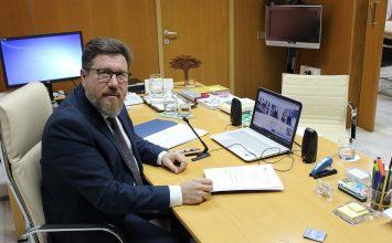 """Sánchez Haro acusa al Gobierno central de """"castigar"""" al campo y el mar andaluces con unos presupuestos """"vacíos y ridículos"""""""