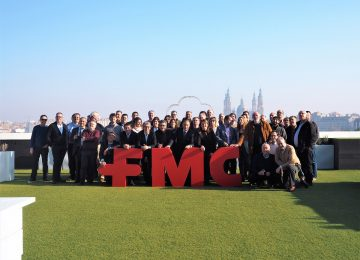 FMC Agricultural Solutions muestra su nuevo potencial en innovación pasando a ser una de las cinco compañías líderes en sanidad vegetal a nivel mundial