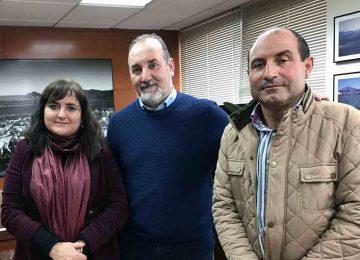 El PSOE plantea a la Junta la calidad diferenciada para el pimiento que se cultiva en Berja