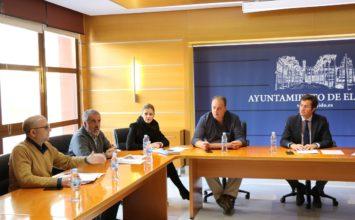El Ayuntamiento de El Ejido invertirá casi124.000 euros en mejorar nueve caminos rurales