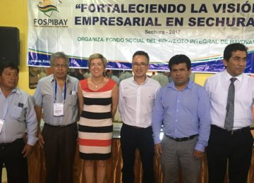 Tecnova contribuye a impulsar la agricultura bajo invernadero en Perú