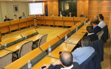Góngora anuncia en la asamblea general de Frutilados que el Gobierno Central concede la calificación del fruto de ensilado como subproducto
