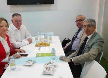 La exportación por barco desde Almería será un gran paso en la innovación logística del sector hortícola