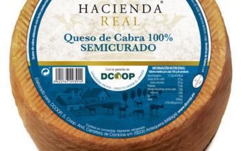 Dcoop distribuye su queso de cabra en Covirán