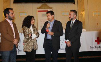 Grupo Agroponiente agradece a Cruz Roja su galardón  dentro de los Premios por el 'Reto Social Empresarial