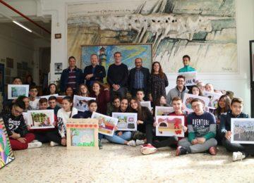 La Junta concede al IES Jaroso el premio 'Recapacicla' por su proyecto 'El kamishibai en el aula' sobre sostenibilidad