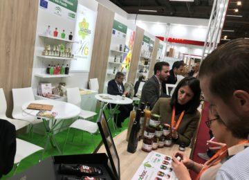 Más de una decena de empresas andaluzas presentan sus productos ecológicos en Suecia