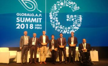 Citrosol patrocina en Perú el GlobalG.A.P. Summit 2018
