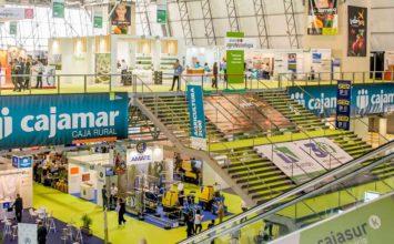 Infoagro Exhibition volverá a llenar de empresas las dos plantas del Palacio de Congresos de Aguadulce