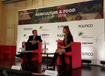 Luis Planas: La agricultura española está en el futuro
