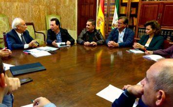La Mesa del Agua de Almería reclama participación en el proyecto de ley de cambio climático que modificará los trasvases